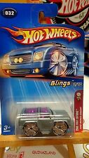 Hot Wheels First Editions Ford Bronco Concept 2005-032 (9989)