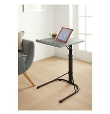 Spaceways Adjustable Portable Laptop Desk Table - Black/Grey (328512)