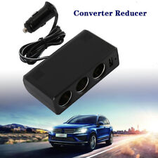 24V Truck Lorry Bus to 12V Socket 60w Mini Voltage Dropper Converter Reducer USB