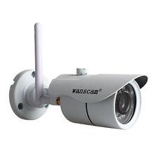 Wifi 720P HD ONVIF P2P Outdoor Wireless IR Cut Security IP Camera Night Vision