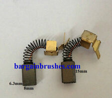 CARBON BRUSHES FOR METABO HAMMER BHE 6020S 6026 S SIGNA 6026S  E1120S DRILL E124