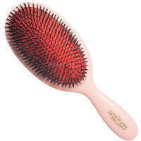 Mason Pearson Large Size BN1 Popular Bristle & Nylon Hairbrush – Pink
