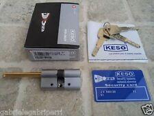 Keso OMEGA 30.30 & con CODOLO 2000S SIDRAM CILINDRO 3 CHIAVI Key Zylinder double
