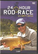 24 HOUR ROD RACE WITH MATT HAYES - CARP DVD
