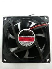 Fan 24V 24VDC PLASTIC FRAME 80MM X 80MM X 25MM 80X80X25MM USA FREE SHIPPING