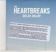 (DI741) The Heartbreaks, Delay Delay - 2012 DJ CD