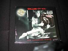 GILLAN THE JAPANESE ALBUM IAN LTD GOLDISC DEEP PURPLE SS SEALED CD SUPER RARE !