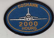VT-9 TIGERS GOSHAWK 2000 HOURS SHOULDER PATCH