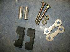 STEERING STEM CLAMP BRACKET 2002 CAN-AM 4X4 650 QUEST XT ROTAX BOMBARDIER
