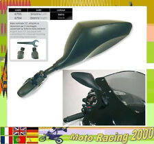 BMW F 800 S SPORT BIKE REAR MIRRORS MOTORCYCLE SIDE VIEW BLACK