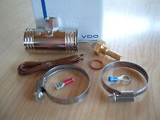 VDO Temperaturgeber Montageset Kühlwasser 40-120° C Wassertemperatur VW sonstige