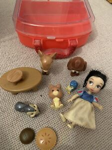 Disney Animators Collection Snow White Doll Set