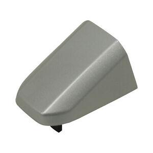 13593680 Door Handle Cap Left or Right Rear Silver GAN 2015-18 Silverado Sierra