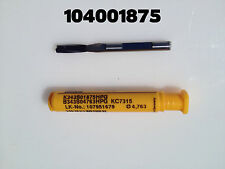 .6562 21//32 BLADE CARBIDE Drill NEW in Package QTY 2 Overstock Acme
