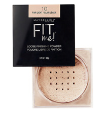Maybelline Fit Me Loose Finishing Powder Fair Light 10 Setting