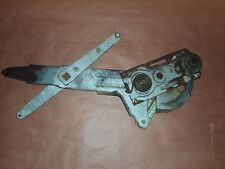 68-69 CAMARO FIREBIRD STANDARD LH DRIVER SIDE FRONT MANUAL WINDOW REGULATOR