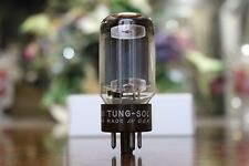 Tung-Sol 5881 Power Tube Original Issue 1961 6L6WGB for Tube Amps MDGGZ