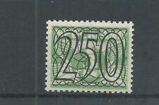 Nederland  372 Guilloche 250ct   MNH/postfris CV 47 €
