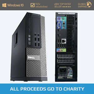 DELL OptiPlex SFF - Intel Core i5 - 4/8GB RAM - 128/256GB SSD or 250/500GB HDD