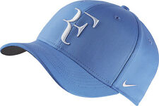 New NIKE AEROBILL ROGER FEDERER Hat  ADJUSTABLE TENNIS Cap 868579-487 Polar