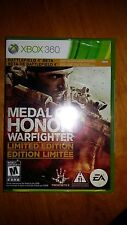 Brand NEW Medal of Honor Warfighter Limited Edition - XBOX 360