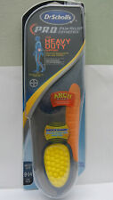 Dr Scholl's Mens PRO Pain Relief Orthotics  Heavy Duty Support  Insoles Men 8-14