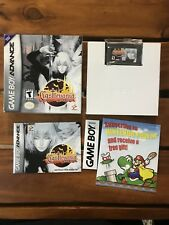 CASTLEVANIA: ARIA OF SORROW * gameboy advance * gba * complete