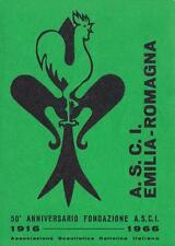 C133) 1916/1966, 50 ANNI FONDAZIONE ASCI, CAMPO ALFERO, SOTTOCAMPO GINEVRA.