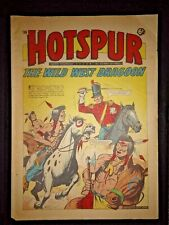 THE HOTSPUR - The Wild West Dragoon  #553  May 1970