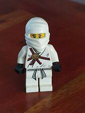 LEGO 2506 Ninjago Personnage minifig blanc double visage Zane