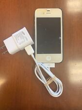 Apple iPhone 4 - White - AT&T  A1332