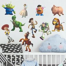 *FULL SET* Toy Story Bedroom Vinyl Wall Art Stickers