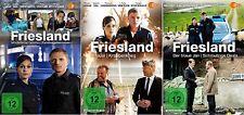 Friesland 7 Filme Paket u.a. Mörderische Gezeiten DVD Set NEU OVP