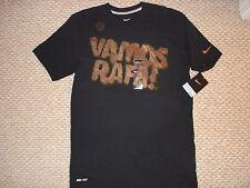 NWT Nike Nadal Dri-Fit VAMOS RAFA Tennis Tee Shirt 456273-010 Federer  M L XL