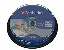 Verbatim DataLife 6x Bd-r 25go 10pièce(s) (43804)