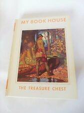 My Book House The Treasure Chest 1971 - Collectible Book