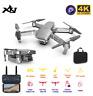 Drone Pro Foldable Quadcopter WIFI FPV HD 4K 1080P Wide-Angle HD Camera Batterie