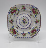 Royal Albert Petit Point Bread And Butter Plate Vintage Bone China England