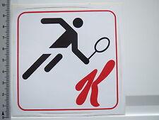 Pegatina Sticker Kellog 's-tenis (5723)