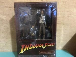 Figma Indiana Jones PVC Painted Action Figure Max Factory Japan Import