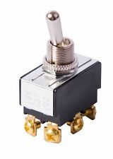 NEW! Gardner Bender Double Pole Toggle Switch Silver 1 pk GSW-15