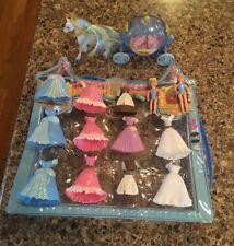 Disney Princess Cinderella Favorite Moments Deluxe Gift Set Mattel Dress Up Doll
