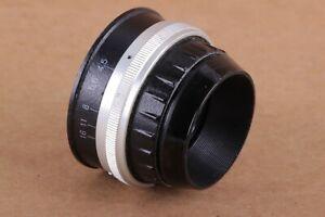 I-23U 4,5/110mm INDUSTAR lens for Photograph enlarger USSR Russian Soviet