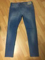 NWOT Mens Diesel Sleenker Stretch Denim 0684F BLUE Slim W34 L32 H6 RRP£170