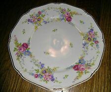 Rosenthal Thomas Germany Porcelain China Dinner Plate Pattern 4755 Vintage 1950s