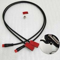 Electric Bike Ebike Hydraulic Brake Sensor W/ 2pins Waterproof Connector