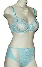 Prima Donna BH-Set Balconett-BH 75C + Taillenslip 40 EDORAS blue gel 69 € SALE
