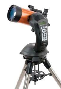 Celestron NexStar 4 SE Computerised GoTo Catadioptric Telescope #11049 UK Stock