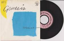 "GENESIS Abacab Another Record 7"" Vinyl 1981 Peter Gabriel Phil Collins"