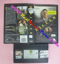 VHS film KILLER DIARIO DI UN ASSASSINO 1996 James Wood Leonard (F144) no dvd